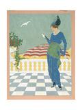Vogue - August 1913 Regular Giclee Print by Will Hammell