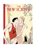 The New Yorker Cover - May 6, 2002 Giclee Print by Istvan Banyai