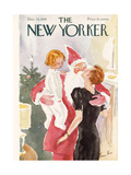 The New Yorker Cover - December 23, 1939 Giclee Print by Perry Barlow