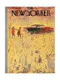 The New Yorker Cover - November 15, 1958 Giclee Print by Garrett Price