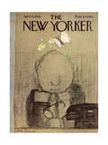 The New Yorker Cover - April 20, 1963 Regular Giclee Print by Andre Francois