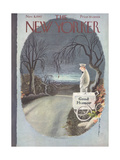 The New Yorker Cover - November 8, 1947 Regular Giclee Print by Rea Irvin