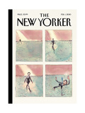 The New Yorker Cover - February 8, 2010 Giclee Print by Barry Blitt