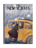 The New Yorker Cover - April 21, 1945 Regular Giclee Print by William Cotton