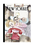 The New Yorker Cover - March 17, 2008 Regular Giclee Print by Barry Blitt