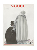 Vogue - October 1920 Regular Giclee Print by Georges Lepape
