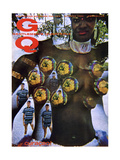 GQ Cover - June 1964 Giclee Print by Carl Fischer