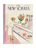 The New Yorker Cover - June 22, 1946 Giclee Print by Helen E. Hokinson