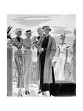 Vogue - May 1934 Giclee Print by William Bolin