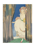 Vogue - April 1919 Regular Giclee Print by George Wolfe Plank