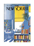 The New Yorker Cover - June 29, 1968 Regular Giclee Print by Arthur Getz