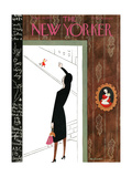 The New Yorker Cover - September 14, 1946 Giclee Print by Christina Malman