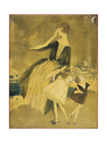Vogue - August 1922 Giclee Print by Henry R. Sutter