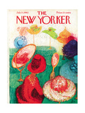 The New Yorker Cover - July 21, 1962 Regular Giclee Print by Su Zeigler