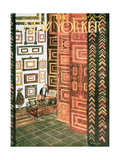 The New Yorker Cover - April 6, 1963 Regular Giclee Print by Anatol Kovarsky