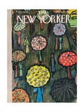 The New Yorker Cover - March 17, 1962 Regular Giclee Print by Abe Birnbaum