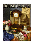 House & Garden Cover - September 1938 Regular Giclee Print by Robert Harrer