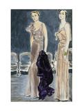 "Vogue - January 1933 Giclee Print by Carl ""Eric"" Erickson"