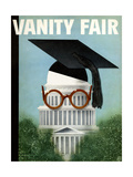 Vanity Fair Cover - June 1934 Regular Giclee Print by  Garretto