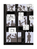 The New Yorker Cover - June 6, 2005 Giclee Print by Christoph Niemann
