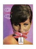GQ Cover - December 1965 Regular Giclee Print by Carl Fischer