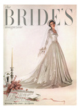 Brides Cover - October, 1948 Regular Giclee Print by Ernst Beadle