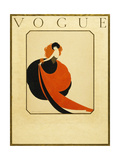 Vogue - February 1921 Regular Giclee Print by Reinaldo Luza