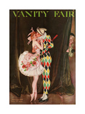 Vanity Fair Cover - November 1914 Regular Giclee Print by Frank X. Leyendecker