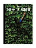 The New Yorker Cover - April 7, 2008 Giclée-tryk af Mark Ulriksen