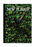 The New Yorker Cover - April 7, 2008 Regular Giclee Print by Mark Ulriksen