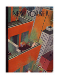 The New Yorker Cover - June 12, 1937 Giclee Print by Adolph K. Kronengold
