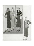 Vogue - August 1931 Regular Giclee Print by Polly Tigue Francis