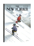 The New Yorker Cover - January 24, 2000 Regular Giclee Print by Harry Bliss