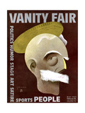 Vanity Fair Cover - May 1932 Regular Giclee Print by  Garretto