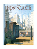 The New Yorker Cover - June 22, 1963 Giclee Print by Arthur Getz