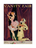 Vanity Fair Cover - June 1915 Regular Giclee Print by Frank X. Leyendecker