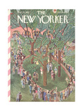The New Yorker Cover - May 23, 1942 Regular Giclee Print by Ilonka Karasz