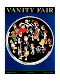 Vanity Fair Cover - August 1920 Regular Giclee Print by Jr., John Held