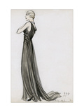 Vogue - October 1932 Regular Giclee Print by  David