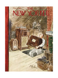 The New Yorker Cover - October 22, 1955 Regular Giclee Print by Perry Barlow