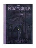 The New Yorker Cover - January 20, 1940 Giclee Print by Christina Malman