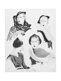 Vogue - August 1932 Giclee Print by Douglas Pollard