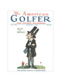 The American Golfer June 2, 1923 Regular Giclee Print by James Montgomery Flagg