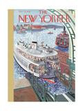 The New Yorker Cover - March 25, 1939 Regular Giclee Print by Ilonka Karasz