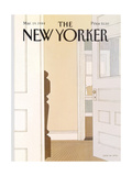 The New Yorker Cover - March 19, 1984 Regular Giclee Print by Gretchen Dow Simpson