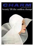Charm Cover - June 1959 Regular Giclee Print by Carmen Schiavone