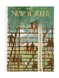The New Yorker Cover - March 9, 1963 Giclee Print by Garrett Price