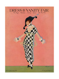 Vanity Fair Cover - November 1913 Regular Giclee Print by Helen Dryden
