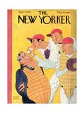The New Yorker Cover - September 23, 1933 Regular Giclee Print by Abner Dean