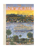 The New Yorker Cover - August 31, 1957 Regular Giclee Print by Ilonka Karasz